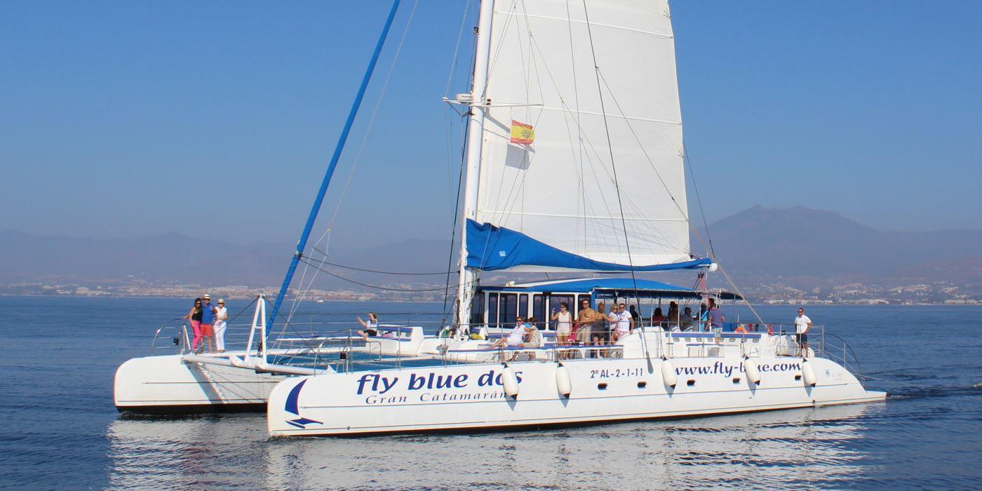 catamaran taiti 80 malaga marbella