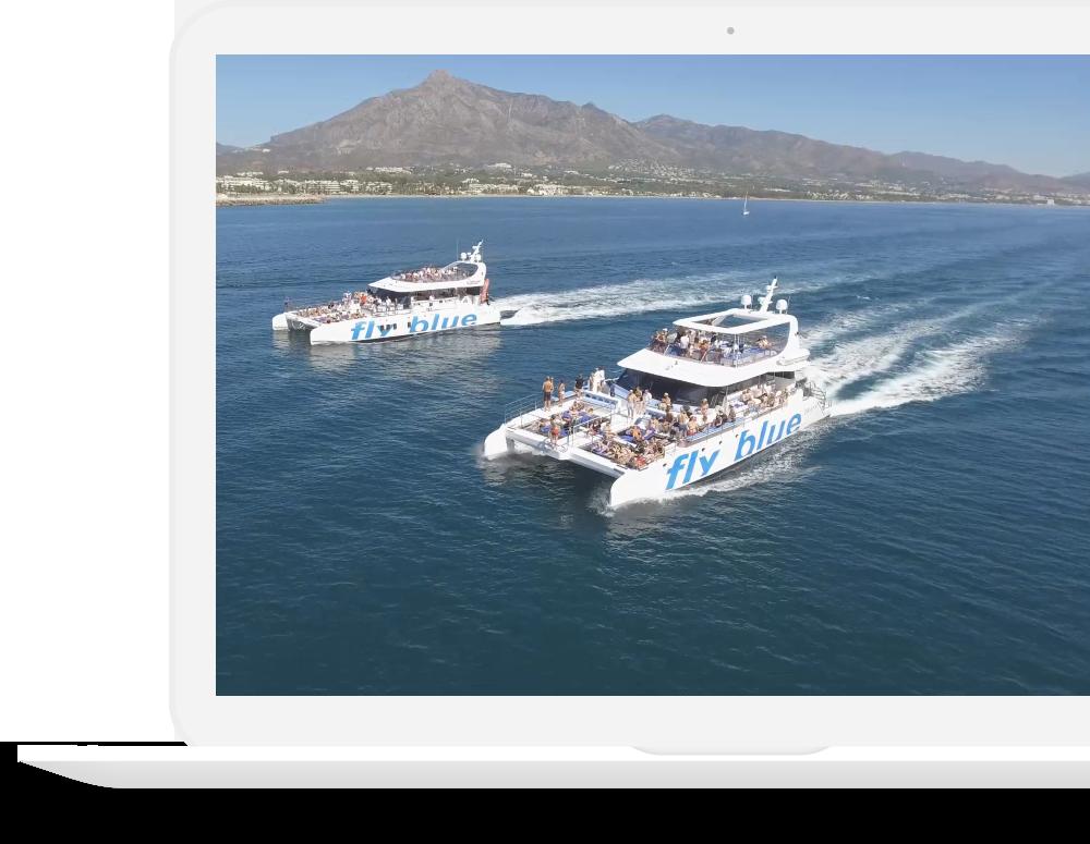 eventos servicios nauticos malaga benalmadena muelle uno